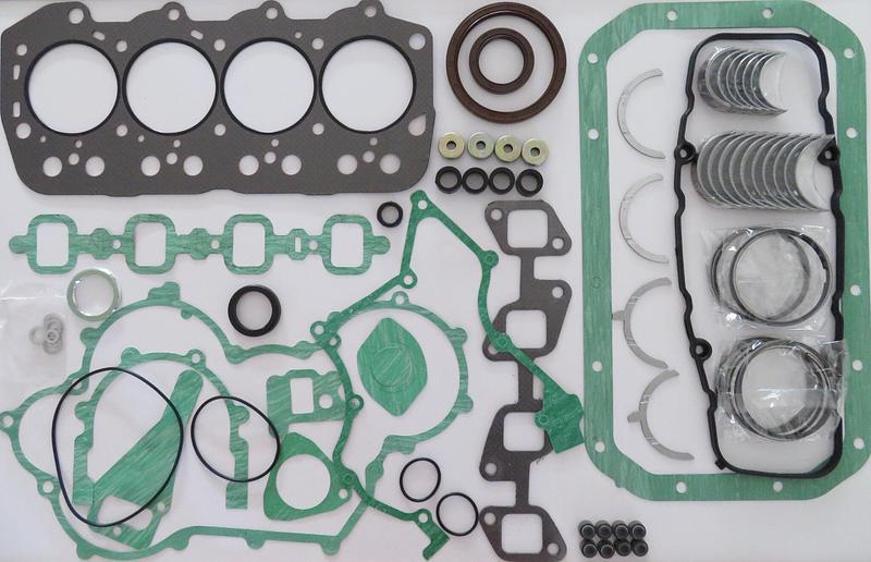 DIESEL ENGINE REBUILD KIT, 1DZ, TOYOTA - TYE — Aftermarket